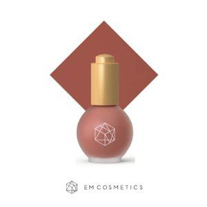 EM Cosmetics Color Drops Serum Blush Venetian Rose